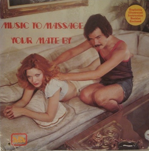 weird funny vintage album covers